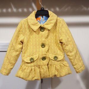Matilda Jane girls Going Easy pea coat